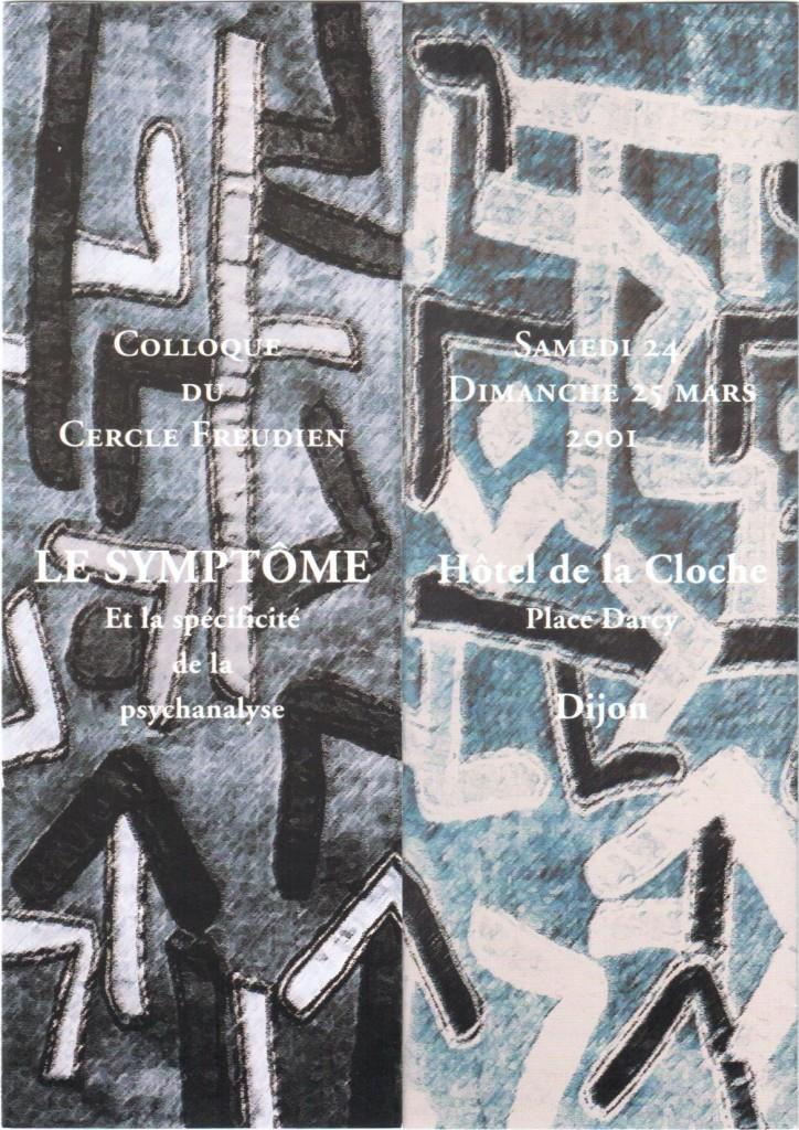 Le symptôme Dijon 1